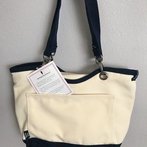 thirty-one Bags - Canvas Crew Thermal Tote by Thirtyone BRAND NEW!!